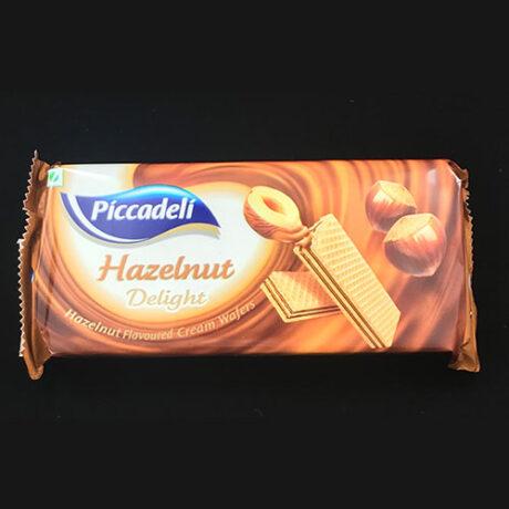Hazelnut–Wafers