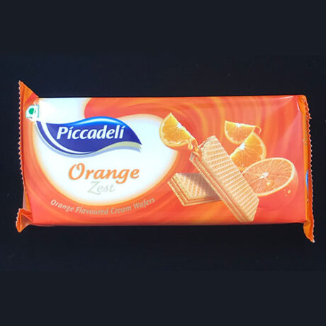 Orange-Wafers