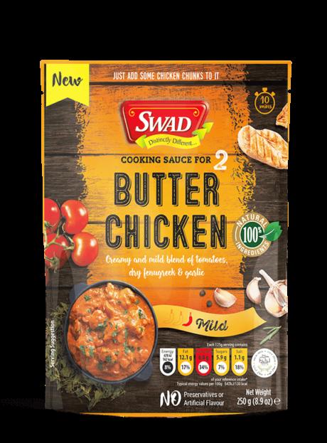 SWAD – Butter Chicken