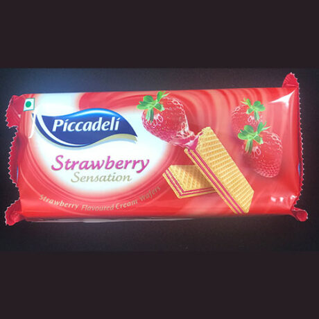 Strawberry-Wafer