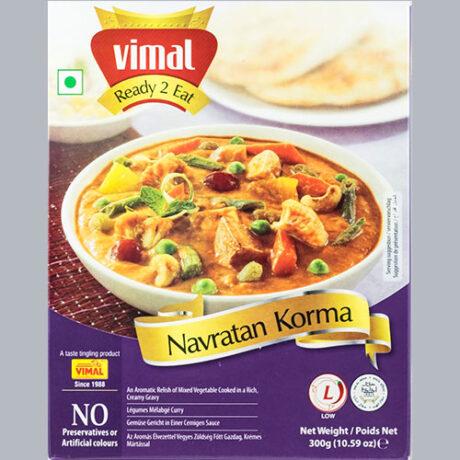 Virmal-Navratan-Korma